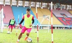 Các CLB V-League tích cực 'luyện công' chờ ngày giải đấu trở lại