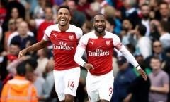 ''Tôi nghĩ Arsenal sẽ vô địch Europa League''