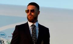 Sergio Ramos xuất hiện như sao phim hành động