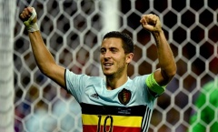 Eden Hazard, gã lười biếng nay đã chịu chơi