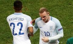 Tây Ban Nha, Anh thống trị đội hình tệ nhất vòng 1/8 EURO