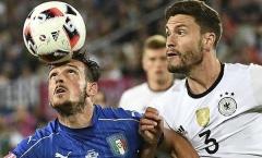 Đức 'phá dớp' trước Italia: Định mệnh số 9