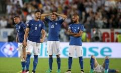Đừng khóc cho Italy