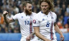 EURO 2016: Đội tuyển Iceland - Những người chiến thắng vĩnh cửu