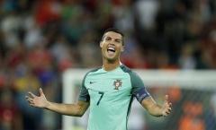 Ronaldo, Bale vào đội hình hay nhất bán kết EURO 2016