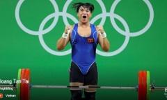 Olympic 2016: Hoàng Tấn Tài thi đấu không thành công ở môn cử tạ 85kg