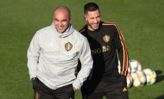 Hazard: 'Tôi sẽ chọn đi cùng Martinez'