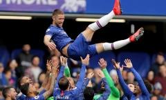 Crytal Palace dẫn đầu cuộc đua giành cựu đội trưởng Chelsea