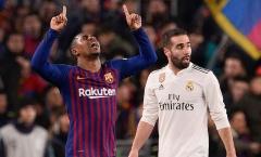 'Người hùng' phá lưới Real lên tiếng về việc bị đày ải tại Barca