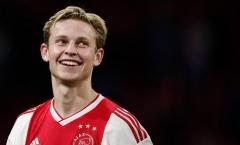 De Jong xác nhận từ chối ông lớn Ngoại hạng Anh trước khi thành người Barca