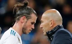 Xong! Zidane nói 5 từ khó tin về mối quan hệ với Bale