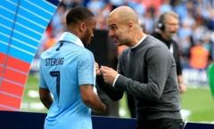 SỐC: Ăn 3, Pep Guardiola giáo huấn Sterling gay gắt ngay trên sân