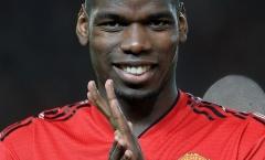 Nghịch lý! Đòi rời Man Utd, Pogba vẫn được Quỷ Đỏ thưởng trung thành