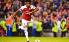 XONG! 'Vật báu lưu lạc' chơi được 6 vị trí chốt tương lai với Arsenal