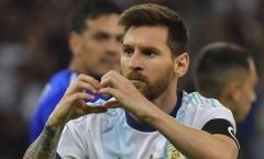 2 lần 'làm gỏi' Messi, sao Brazil nói gì trước thềm đại chiến Argentina?