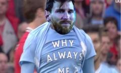 Bị loại khỏi chung kết Copa, Messi thành tâm điểm loạt ảnh chế khó đỡ