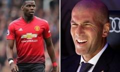 Vụ Pogba: Zidane rất muốn, nhưng đâu phải muốn là được!