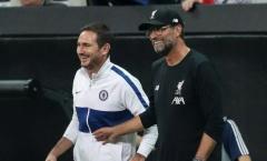 Klopp: 'Sau 90 phút, Lampard hỏi tôi 1 câu'