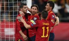 'Bom xịt' Chelsea bùng nổ và 9 điều thú vị trong 'màn thảm sát' 7-0 của Tây Ban Nha