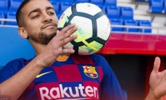 XONG! Trang chủ Barca công bố phi vụ kép với Juventus