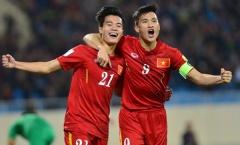 ĐT Việt Nam 2-2 ĐT Hong Kong (TQ): Cảm xúc trên chấm luân lưu