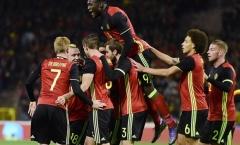 Đội tuyển Bỉ và cơ hội ở EURO 2016