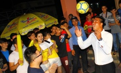 Cựu tiền đạo Việt Thắng: Nhờ EURO mới được nhiều người nhớ