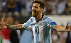Argentina 3-0 Bolivia (Copa America)