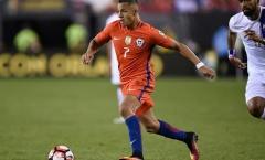Chile 4-2 Panama (Copa America)