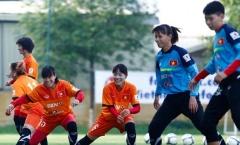 Tuyển nữ Việt Nam xem 1 trận EURO mỗi ngày
