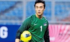 Thủ môn đội tuyển Malaysia bị cấm xuất cảnh vì nợ thuế