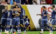 Maradona: 'Không vô địch, ĐT Argentina khỏi về nhà'