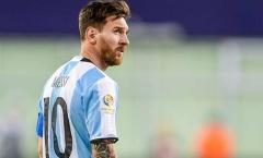 Messi hỏng ăn 11m, Argentina lại về nhì Copa America