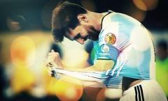 SỐC: Messi tuyên bố từ giã đội tuyển quốc gia