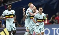 Tin trận Bỉ vs Hungary