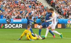 TRỰC TIẾP Italia 2-0 Tây Ban Nha: Dấu chấm hết (FT)