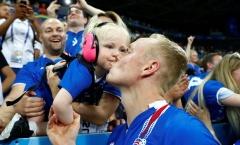 Nói về Iceland, hãy nói về quốc gia dễ thương nhất thế giới bóng đá