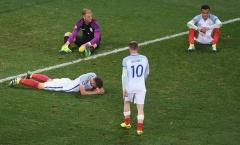 Tin trận Anh vs Iceland