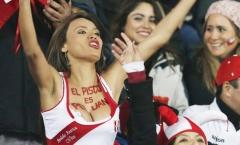 Cùng nhìn lại những bóng hồng rực lửa Copa America 2016