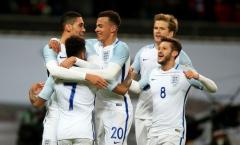 Dòng máu trẻ vẫn đem lại niềm tin cho đội tuyển Anh