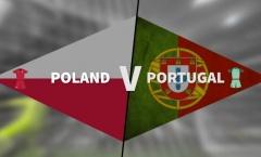 Ba Lan 1-1 Bồ Đào Nha (Pen 3-5)