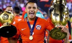 Sốc nặng với chấn thương kinh hoàng của Alexis Sanchez
