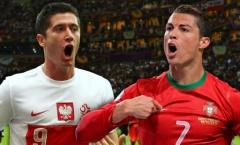 Tin trận Ba Lan vs Bồ Đào Nha