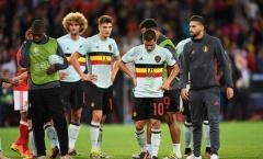 Đội tuyển Bỉ: Giấc mơ con đè nát cuộc đời con