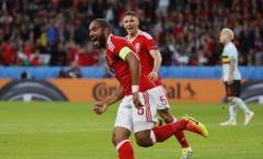 Tin trận Xứ Wales vs Bỉ (Tứ kết EURO)