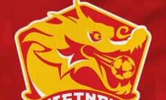 Bóng đá Việt Nam sắp có huy hiệu rồng vàng