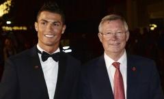 Sir Alex: 'C.Ronaldo xuất sắc nhất trong thế hệ của mình'