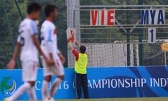 U16 Việt Nam tạo thêm tiếng vang bằng chiến thắng U16 Myanmar
