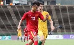 U16 AFF Cup: U16 Thái Lan vào bán kết, U16 Việt Nam dễ thở