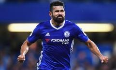Tuyển TBN triệu tập: Không Fabregas; Diego Costa, Mata trở lại